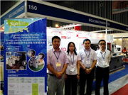 Synmot attended Vietnam Exhibition