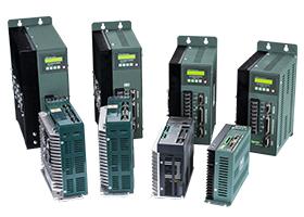 伺服电机驱动器的结构及组合搭配