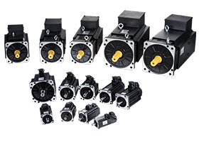 General purpose servo motors