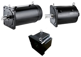 Direct-driven servo motors